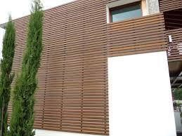 rivestimento facciate in legno pareti in legno foto 36 40 design mag