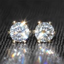 cheap diamond earrings 25 best diamond earrings for women ideas on diamond