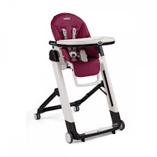 Peg Perego Siesta High Chair Replacement Cover by Siesta Berry Peg Perego