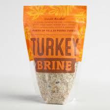 and flavor turkey brine world market turkey brine world market