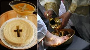 maundy thursday 2017 significance and all you need to about
