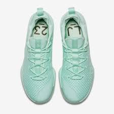 nike lebron 14 low mint green 878635 300 sneakernews com