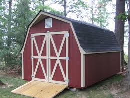 12 X 20 Barn Shed Plans Gambrel Roof Shed Vs Gable Roof Shed Which Design Is Best For You
