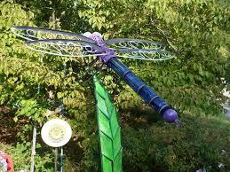 Metal Bugs Garden Decor 12 Best Bugs U0026 Misc Creatures Living In The Junk Garden Images On
