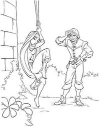 disney tangled coloring pages printable printable free disney