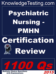 buy psychiatric nursing certification review guide for the