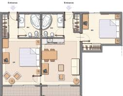 Floor Plan View The Residences At Great Bay St Maarten Condominiums For Sale