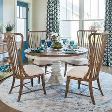 hooker furniture sunset point round pedestal dining table hayneedle