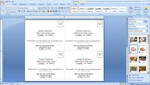 add avery label template to word 2007 mediafoxstudio com