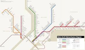 Metro Station Map by File Metro North Railroad Map Svg Wikimedia Commons
