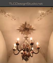 Chandelier Mural Tlc Faux Finish Painters Florida Painting Contractors Venetian