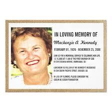 funeral memorial cards funeral invitation template nigeria single fold program template
