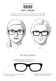 types of hair lines face shape guide for glasses thelook coastal com eyewear