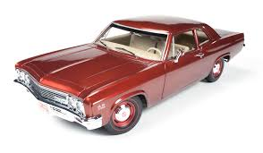 die cast auto world u0027s 1966 chevrolet biscayne coupe savage on