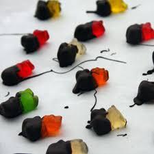where to buy chocolate covered gummy bears chocolate gummy jamba juice secret menu hackthemenu
