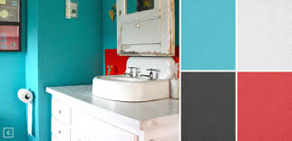 bathroom color idea bathroom color ideas palette and paint schemes home tree atlas