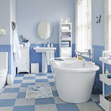 unique photo of blue bathroom design ideas 62 blue bathrooms style