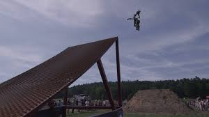 freestyle motocross video ultra high definition 4k extreme sport motocross jump from