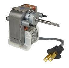 broan exhaust fan cover broan 671 replacement bath fan motor 99080255 1 5 s 1500 rpm