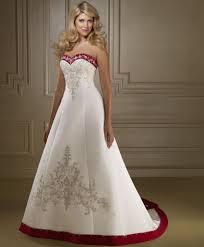 Budget Wedding Dresses Aliexpress Com Buy Bride Bridal Cheap Red And White Wedding