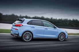 hyundai i30n and i30 fastback revealed in pictures by car magazine