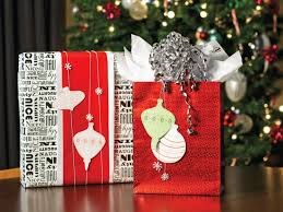christmas wrapping bags christmas how to wrapstmas present gift wrapping ideas bag