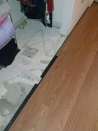 Laminate Flooring Diy Closet Door And Laminate Flooring Issue Flooring Diy Chatroom
