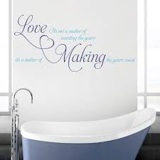 bathroom ideas bathroom wall decals stickers above small towel