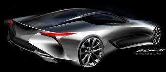 lexus lf lc concept cena lexus lf lc hybrid concept coupe pictures and details