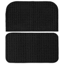 Black Kitchen Rugs Buy Black Kitchen Rugs From Bed Bath Beyond