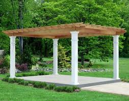 Pergola Backyard Ideas The 25 Best Free Standing Pergola Ideas On Pinterest Patio Roof