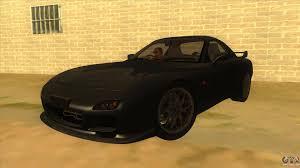 Rx7 2016 Mazda Rx7 S Spirit R For Gta San Andreas