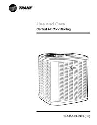 air conditioner users guides