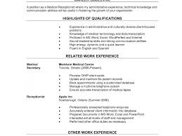 sle resume for medical office administration manager job amazing officer sle resume medical administrative assistant