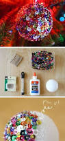 Christmas Decorations Pound Shop by The Fast Easy Way To Make Oversized Christmas Ornaments