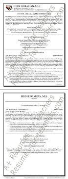 librarian resume exle