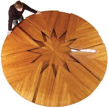 expanding circular dining table turning the tables the capstan table by db fletcher expanding