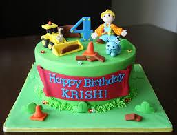 bob builder cakes u2013 decoration ideas birthday cakes