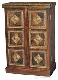 Antique Liquor Cabinet Antique Wooden Bar Counter With Brass Fitting Liquor Cabinet