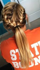 Best 25 Cute Easy Ponytails Ideas On Pinterest Easy Hair Up