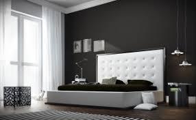 chambre noir et blanche chambre a coucher en noir et blanc coucher moderne noir et blanc