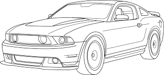 draw muscle cars drawing hd car wallpapers 2007