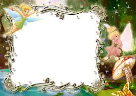 transparent photo frame with tinkerbell gallery