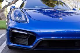 porsche cayman blue tommy phan u0027s 2015 porsche cayman gts