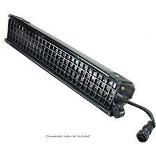 Single Fluorescent Light Fixture Kino Flo 2 Single System Fluorescent Light Fixture Cfx 2401 B H