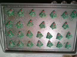 tiny tree press cookies a bit of salt
