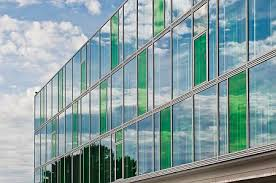 Stick System Curtain Wall Stick System Curtain Wall Aluminum And Glass Cw 86 Reynaers