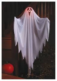 ghost halloween decorations