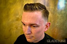 hairstyles for foreheads that stick out on a woman mens side slick combover gladstone gentleman s grooming
