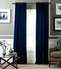 Sheer Navy Curtains Navy Blue Living Room Curtains 1025theparty